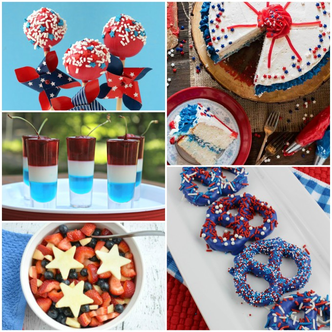 Delicious Patriotic Recipes