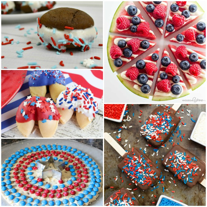 Patriotic Dessert Recipes for Memorial Day