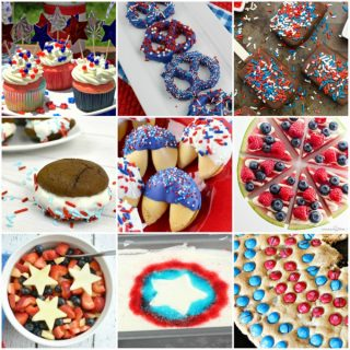 19 Patriotic Desserts for the 4th of July