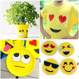 11 Emoji Crafts To Put a Smile On Your Face