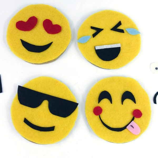 emoji busy bag for kids