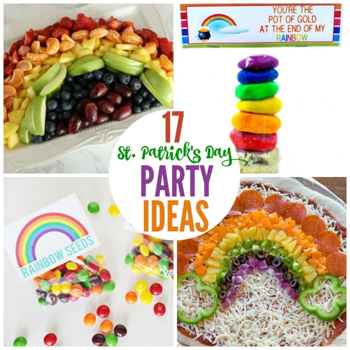 St. Patrick's Day Party Ideas Kids Will Love