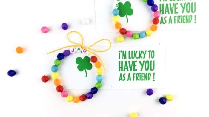 lucky friendship bracelets