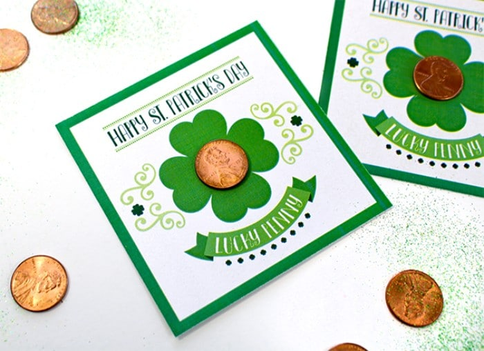 lucky penny cards