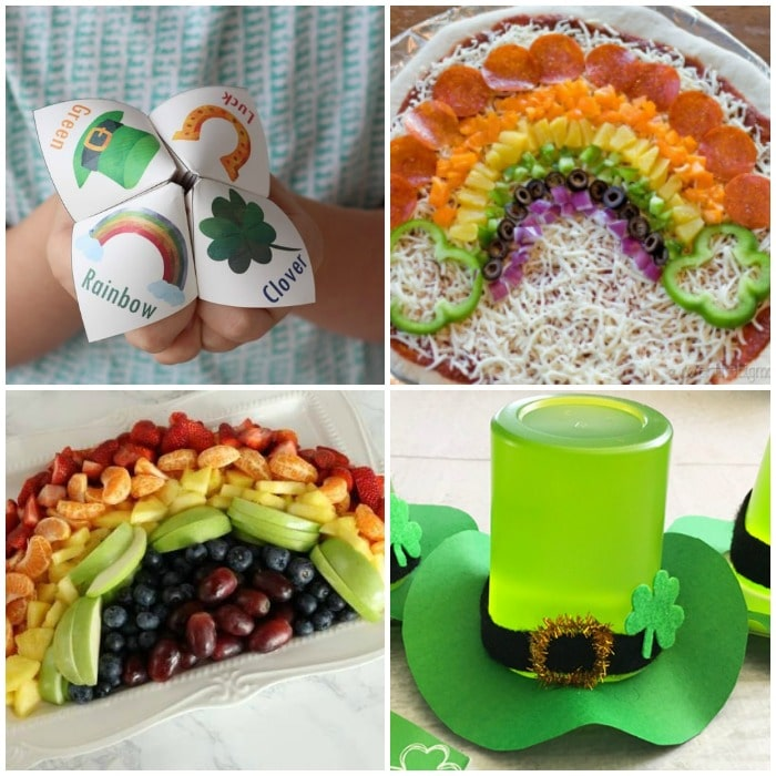 st. patrick's day party ideas for kids ig
