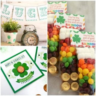fun st. patrick's day printables