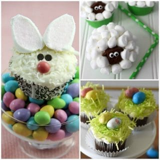 Easy Easter Cupcake Ideas Moms Will Love