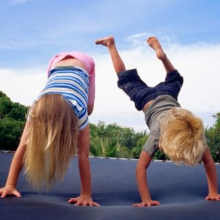 11 Fun Things to Do on a Trampoline
