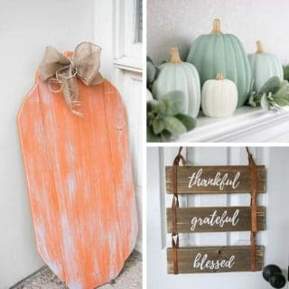 thanksgiving decor diy
