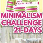 minimalist challenge pin collage